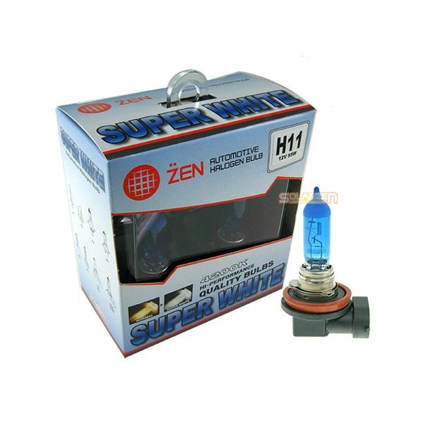 자동차용 할로겐 전구 슈퍼화이트 [옵션 선택] H11