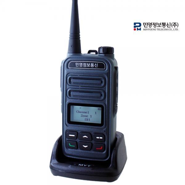 [민영정보통신(주)] MDR-G1 디지털무전기 DMR업무용