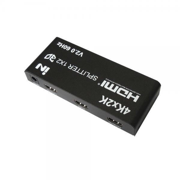 인네트워크 IN-20HD102A [모니터 분배기/1:2/HDMI/4K/오디오 지원]