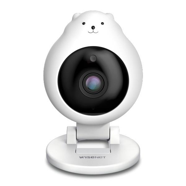 한화테크윈 IP 카메라, 아기곰 베이비카메라 [200만화소]