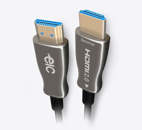 EIC 광 AOC HDMI 케이블 [Ver2.0] 50M [EIC-AOC-50]
