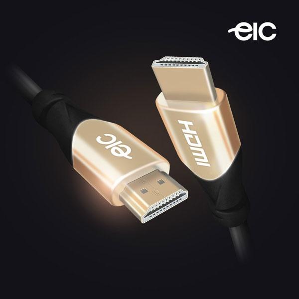 EIC HDMI 골드메탈 케이블 [Ver2.0] 2M [EICH020]