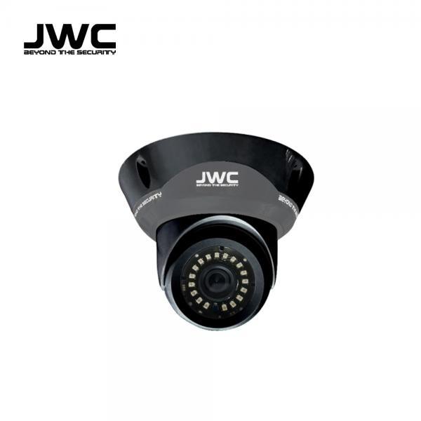 [JWC] JWC-SN2D 올인원 하이브리드 실내형 돔 카메라 [고정렌즈-3.6mm] [240만 화소] [블랙]