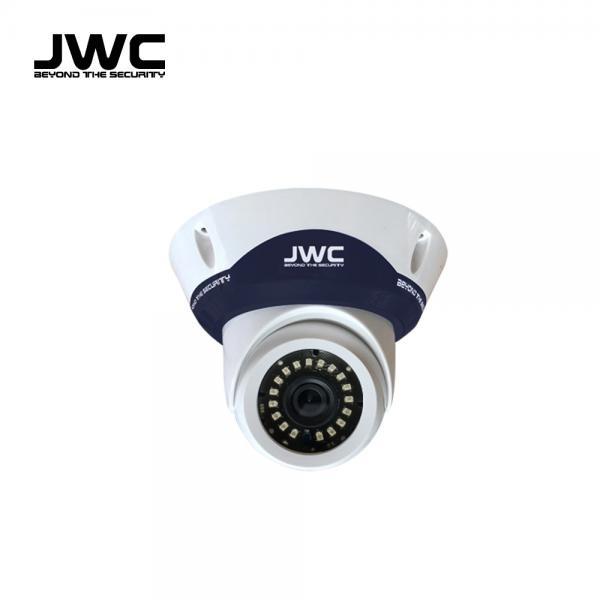 [JWC] JWC-SN2D 올인원 하이브리드 실내형 돔 카메라 [고정렌즈-3.6mm] [240만 화소] [화이트]