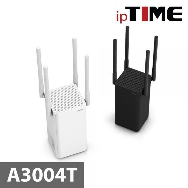 ipTIME A3004T (802.11ac/기가비트/유무선공유기/타워형) [블랙]