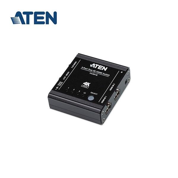 에이텐 VS381B [모니터 선택기/1:3/HDMI/4K]
