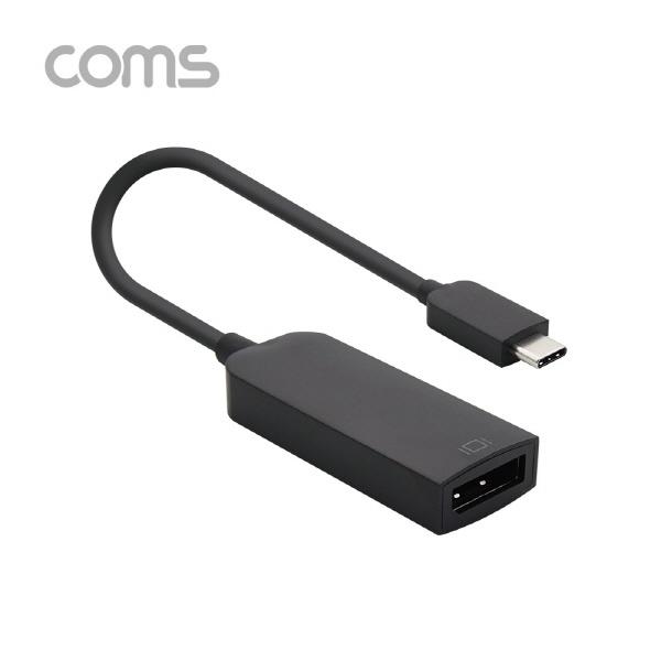 컴스 USB3.1 C타입 to DP 컨버터 [CL127]