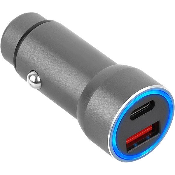 NETmate USB PD+QC3.0 고속 충전 시거잭 [옵션 선택] NM-CJ04 (실버)