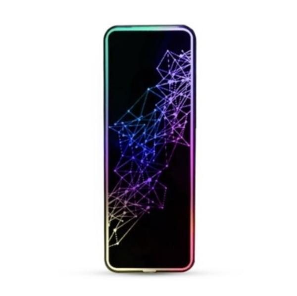 외장케이스, STELLA [M.2 NVMe전용] [USB 3.1 C-C케이블 포함] [인쇄/견적문의] [RGB/오로라]