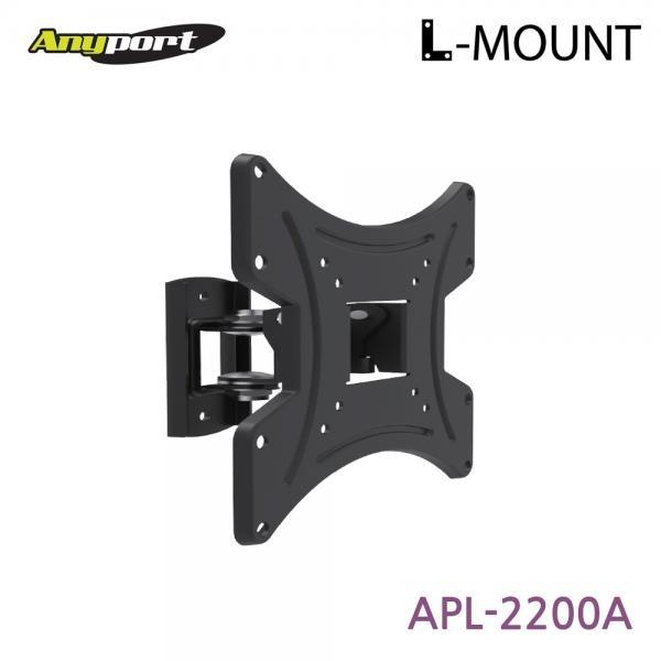 벽걸이형 브라켓, APL-2200A [13~37형]