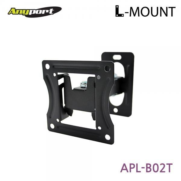 벽걸이형 브라켓, APL-B02T [10~27형]