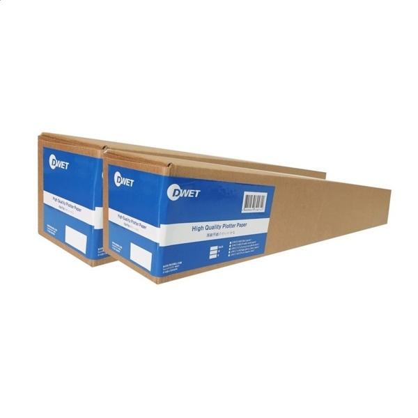 플로터 24인치 고급현수막천 롤용지 (DWET-BP-24) 2롤