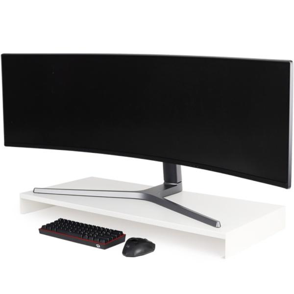 모니터받침대, NM-AM900 [메탈/특대] [NM-AM900WH/화이트]
