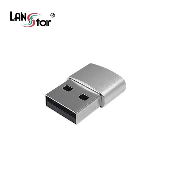 랜스타 USB3.0 변환젠더 [AM-CF] [LS-UA2C]