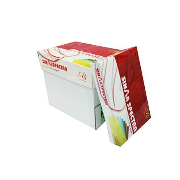 프리미엄 A3 컬러색상지 80g 1box (2500매) [무료배송]