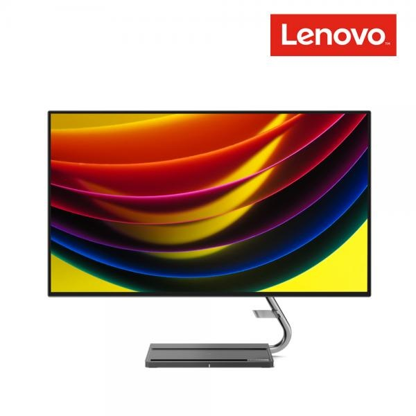 Lenovo Qreator 27 4K UHD IPS 무선충전 크리스탈사운드 * 3년 무상 A/S *