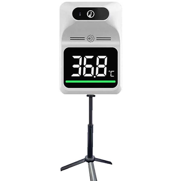 비접촉 적외선 온도 측정기, B153 [화이트]