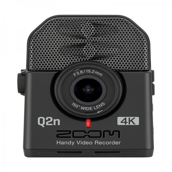 줌 Q2N-4K 비디오 레코더