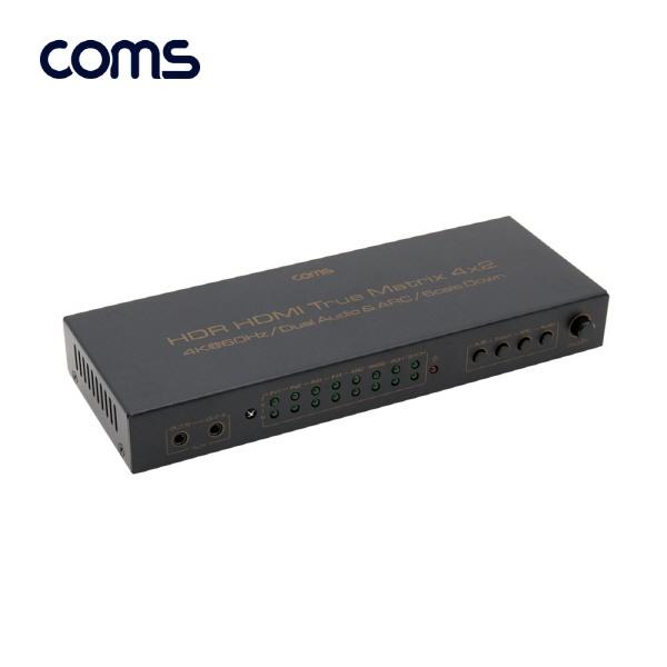 Coms AS570 [모니터선택기/HDMI/4:2/4K/오디오지원]