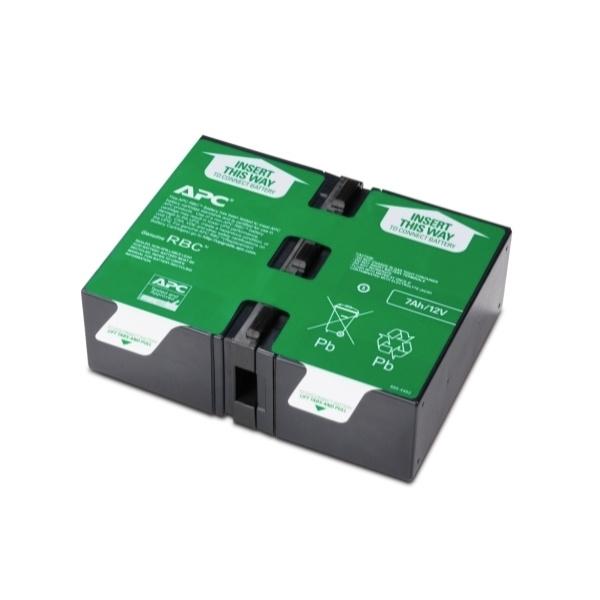APC UPS 정품 교체 배터리 [RBC123] [2개 1세트 상품]