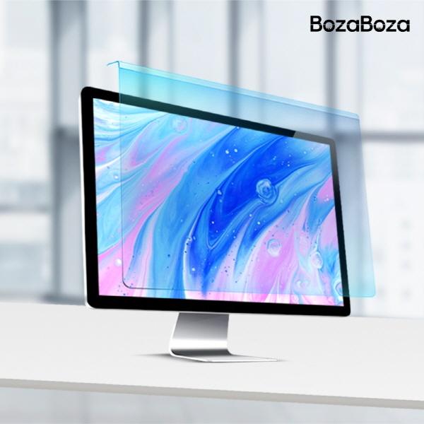 [제이컴정보통신] 거치식 보안기, BozaBoza 블루라이트 차단필터 [24형 와이드] [WW1555]