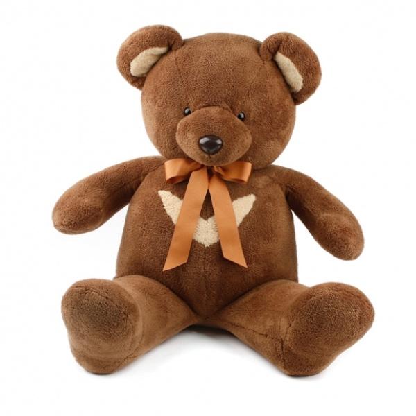 [GKS32763] 영아트 뉴 반달곰 인형(왕 120cm) (초코브라운)