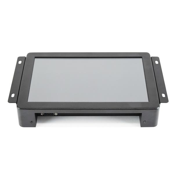 10.1형 패널PC 정전식터치 HDL-T101PC-B-JCP (J1900/120GB SSD) * Win10 포함 *