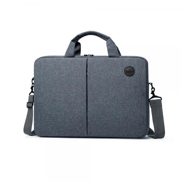 노트북 서류가방, 탑리더 GTS47949 [16형/블루그레이]