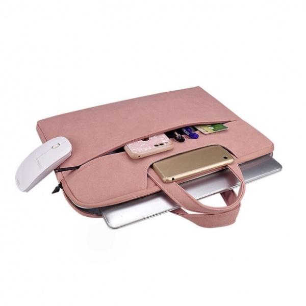 노트북 서류가방, 히든 GTS33013 [15.6형/핑크]