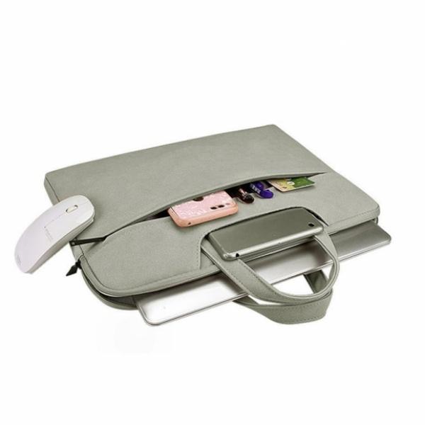 노트북 서류가방, 히든 GTS32989 [16형/그레이]