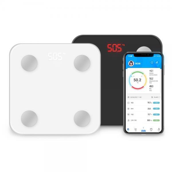808 마이핏 인바디 체중계 스마트 디지털 LED 다이어트 몸무게 측정기