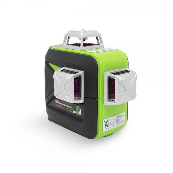 신콘 3D 그린 레이저 레벨기 CU-800T 블루투스