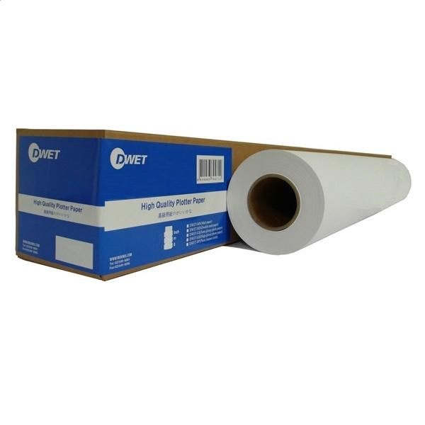 플로터 50인치 반광택 포토용지 (DWET-GS250-50)