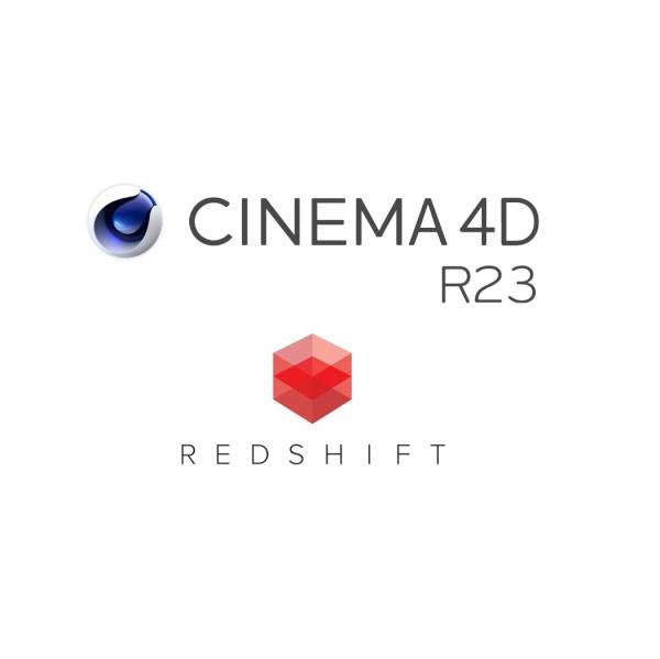 Maxon Cinema 4D R23 (Cinema 4D + Redshift) [기업용/ESD/1년사용/영문] [신규]