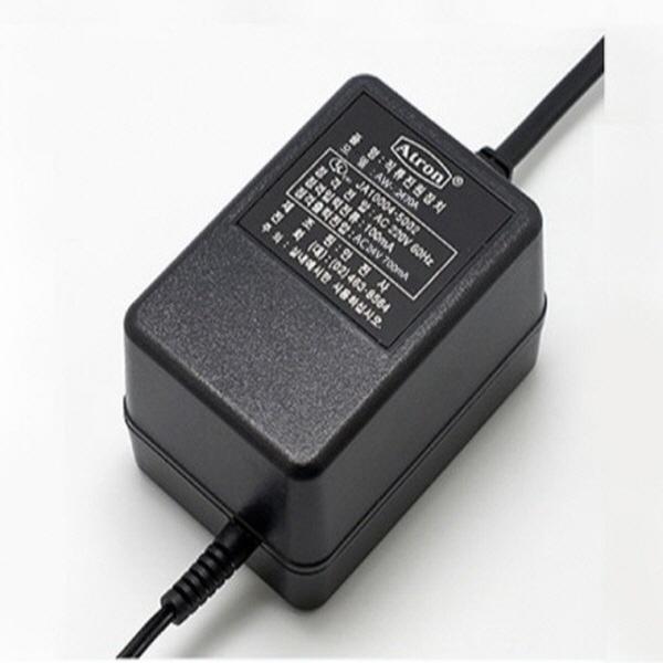 AC 24V 700mA CCTV 아답터 외경 5.5-내경 2.1mm