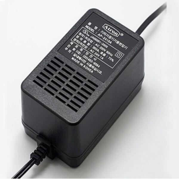 AC 24V 1A CCTV 아답터 외경 5.5-내경2.1mm