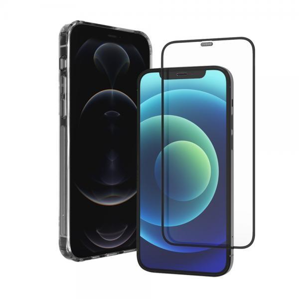 아이폰 3D 더스트넷 강화유리+슬림핏 케이스