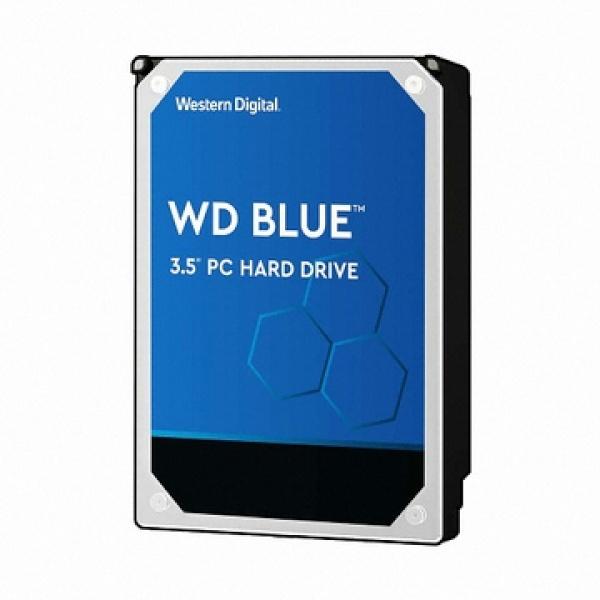 BLUE HDD 2TB WD20EZBX (3.5HDD/ SATA3/ 7200rpm/ 256MB/ SMR)