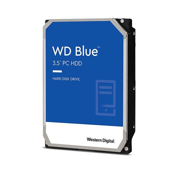 BLUE HDD 4TB WD40EZAZ (3.5HDD/ SATA3/ 5400rpm/ 256MB/ SMR)