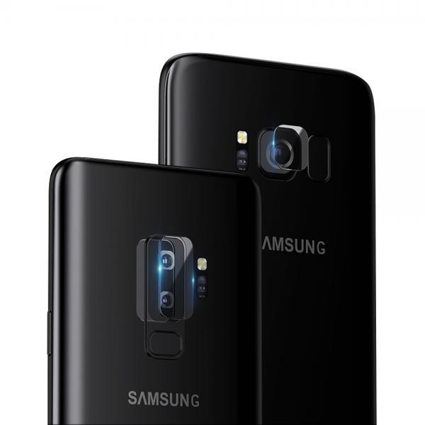 갤럭시S8/S8+/S9/S9+ 카메라필름 9H강화유리 5매입