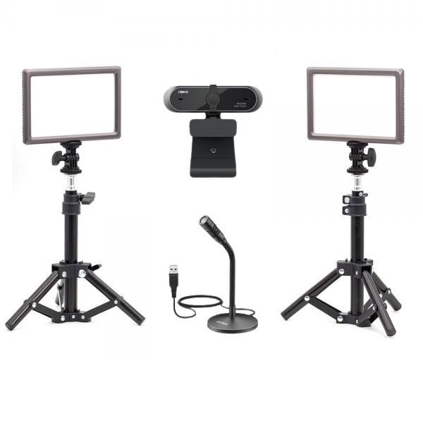 오토케 PC 개인방송장비 세트 A7 온라인 수업 강의 유튜브 게임방송 BJ APC930 K050 룩스패드22