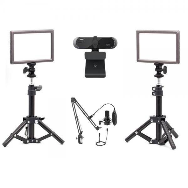 오토케 PC 개인방송장비 세트 A5 온라인 수업 강의 유튜브 게임방송 BJ APC930 T730 룩스패드22