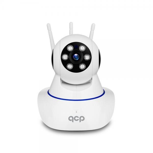 IP카메라, QCP213 클라우드 보안 [200만 화소/고정렌즈-3.6mm]