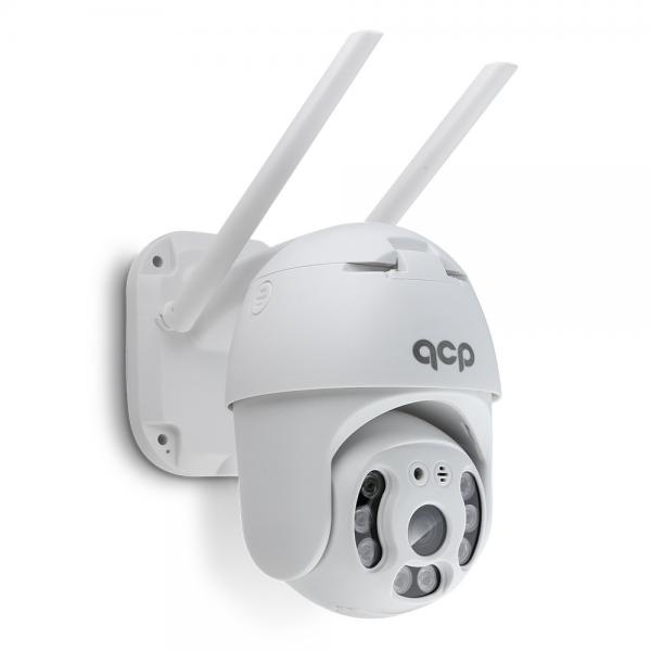 IP카메라, QCP200W 클라우드 보안 [200만 화소/고정렌즈-6mm]