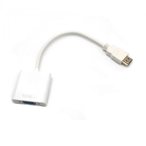 조이쿨 HDMI to VGA 컨버터, 오디오 미지원