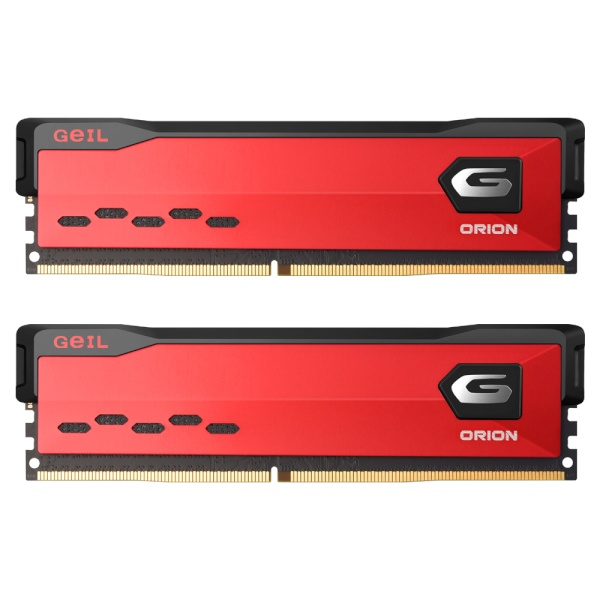 DDR4 32GB PC4-32000 CL18 ORION Red (16Gx2)