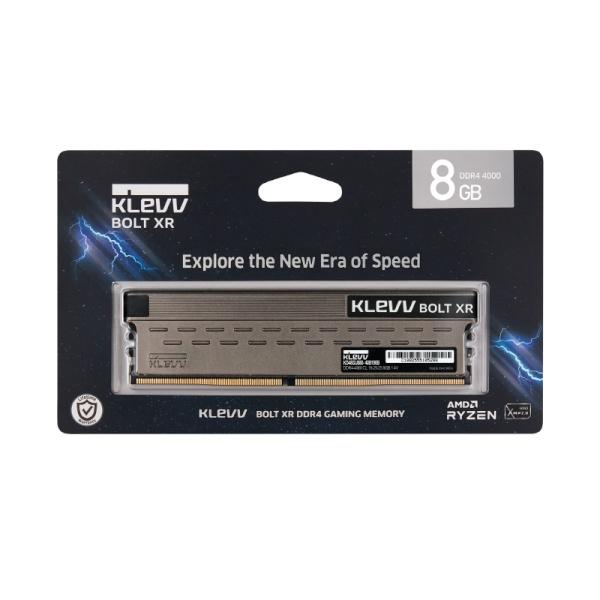 DDR4 8GB PC4-32000 CL19 KLEVV BOLT XR
