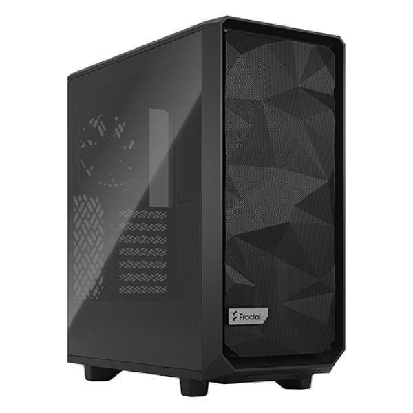 Meshify 2 Compact Light 강화유리 Black (미들타워)