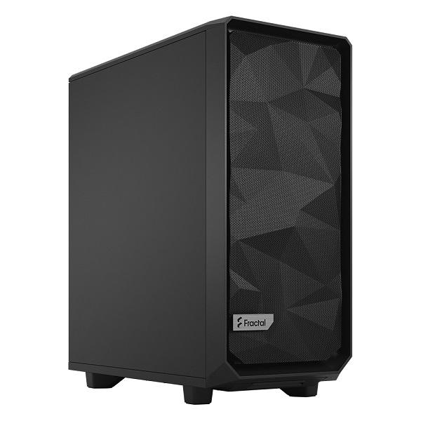 Meshify 2 Compact Black Solid (미들타워)