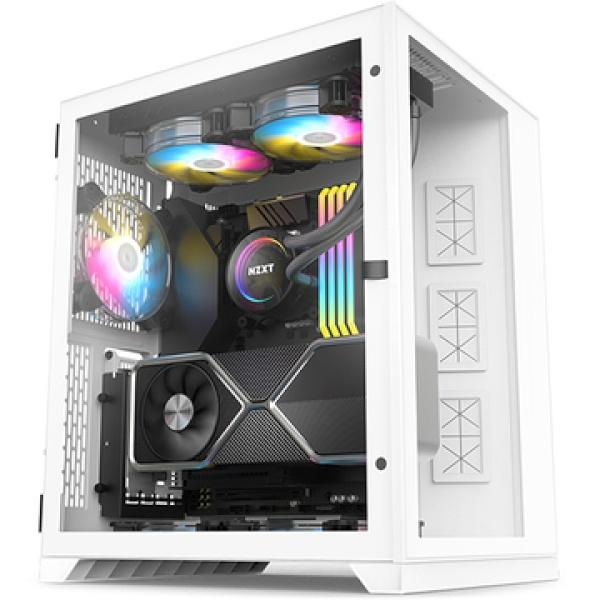 트레저 X7 720T 타이탄 글래스 화이트 (미들타워)